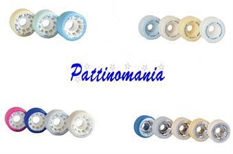 79e0b05afb4bc8 Ruote pattini - Pattinomania